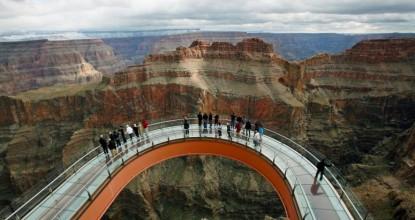 США: Национальный парк Гранд-Каньон