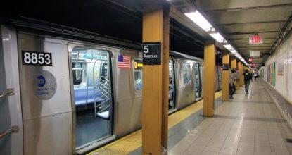 Нью-Йорк: аэропорты и городской транспорт