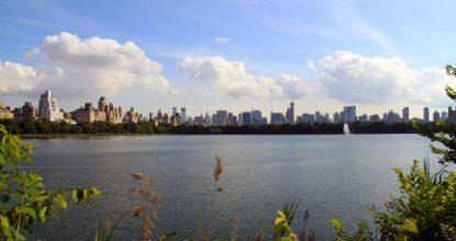 Нью-Йорк: Центральный парк