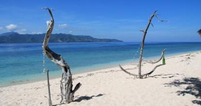 Остров Гили Мено: пляжная «жемчужина» Индонезии