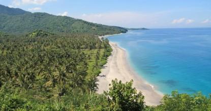 Индонезия, остров Ломбок: в поисках «белоснежных пляжей»
