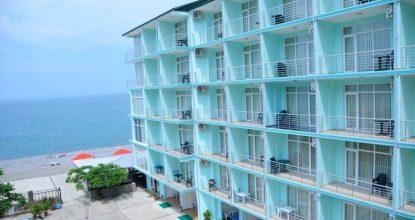9 лучших отелей и апартаментов Квариати