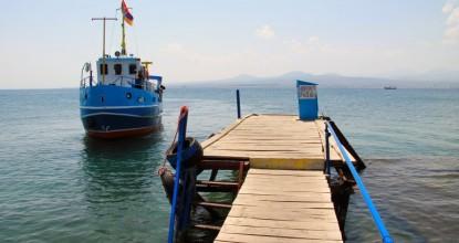 Достопримечательности Армении: озеро Севан