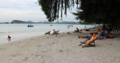 Паттайя, пляжи Нанг Рам и Нанг Ронг