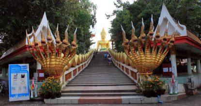 Паттайя, холм Пратамнак — Биг Будда и Китайский парк