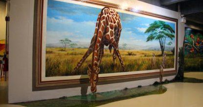 Музей Art in Paradise в Паттайе – идеальное место для любителей селфи