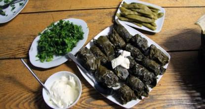 Достопримечательности Армении: армянская кухня