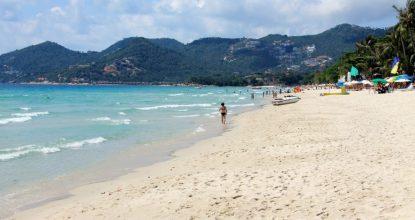 Чавенг (Chaweng Beach) — самый популярный пляж Самуи