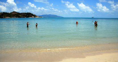 """Пляж Чонг Мон (Choeng Mon Beach) – спокойный, семейный, """"русский"""""""