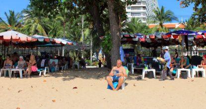 Донгтан — один из лучших пляжей Паттайи
