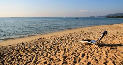 Липа Ной: самый спокойный пляж Самуи