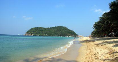 Пляж Мае Хаад на Пангане — прогулки по воде и не только