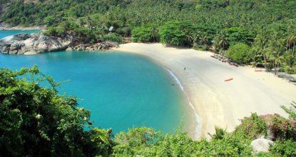 Пляж Хаад Тхан Садет — один из самых уютных на Пангане