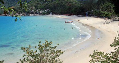 Пляж Тонг Най Пан Ной – курорт «бизнес-класса» на Пангане