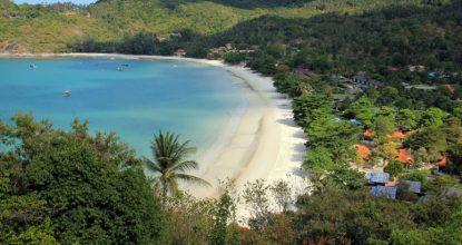 Пляж Тонг Най Пан Яй — отличное место для отдыха на Пангане
