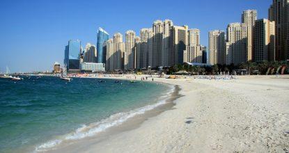 ТОП-10 лучших бесплатных пляжей Дубая