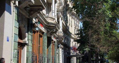 Район Вера: «тбилисский Монмартр»