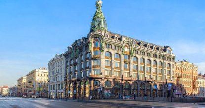 Санкт-Петербург: ТОП-25 достопримечательностей Невского проспекта