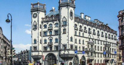 Санкт-Петербург: ТОП-30 достопримечательностей Петроградской стороны
