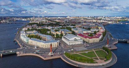 Санкт-Петербург: ТОП-25 достопримечательностей Васильевского острова