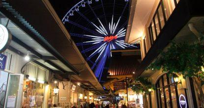 Шоппинг в Бангкоке: торгово-развлекательный центр Азиатик (Asiatique)