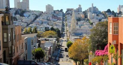 Сан-Франциско, самый «европейский» город США — достопримечательности и фото