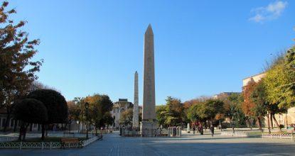 Старый Стамбул: площадь Султанахмет