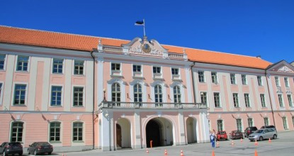 Старый Таллин: замок Тоомпеа — от датчан и рыцарей до Петра I