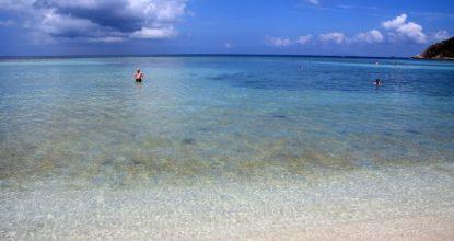 Хаад Салад — семейный пляж на западе Пангана