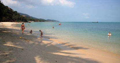 Бан Тай (Ban Thai Beach) — самый семейный пляж Самуи