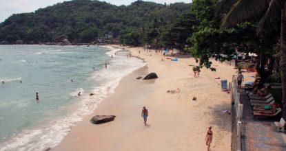 Пляж Кристал Бей (Тонгтакиан) — райский уголок Самуи