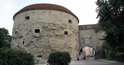Таллин: Башня «Толстая Маргарита»