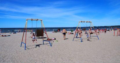 Большой Таллин: пляж Пирита и монастырь Святой Бригитты