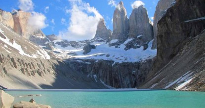 «Жемчужина» Чили: путеводитель по национальному парку Торрес-дель-Пайне