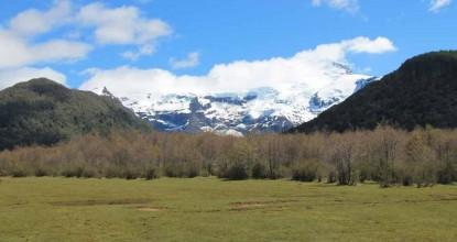 Аргентинская Патагония: Серро-Катедраль и вулкан Тронадор