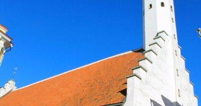 Церковь Святого Духа в Таллине