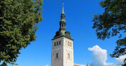 Церковь Святого Николая — Нигулисте в Таллине
