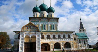 Тутаев: 15 достопримечательностей города