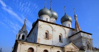 Города Золотого Кольца: Тутаев — достопримечательности и фото