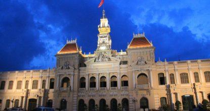 Южный Вьетнам: Сайгон (Хошимин) и дельта Меконга