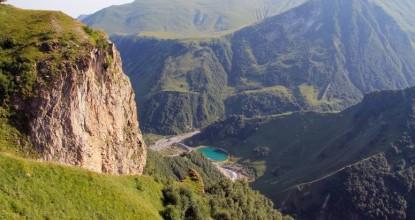 В Грузию на машине: Военно-грузинская дорога