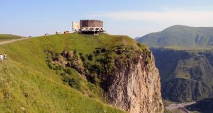 Маршрут путешествия по Грузии и Армении