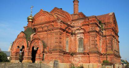 Юрьев-Польский: 15 достопримечательностей города