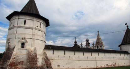Города Золотого Кольца: Юрьев-Польский — достопримечательности, фото, что посмотреть